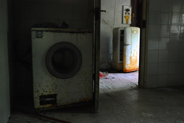 Hotel abandonado IV