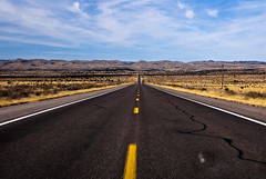 long road (dicksoto) Tags: newmexico usroute380