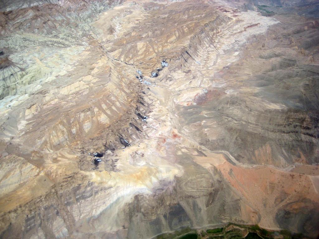 Bamian Coal Mines
