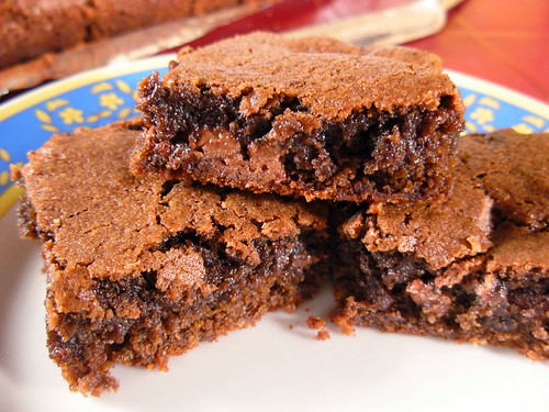 Double Chocolate Chunk Bars