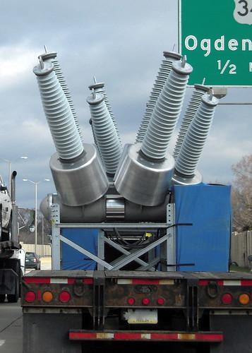 The Spark Plug Truck