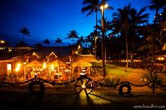 mama's fish house at night... (asim choudhri) Tags: nightphotography night hawaii maui paia mamasfishhouse canon1740l canoneos5dmarkii