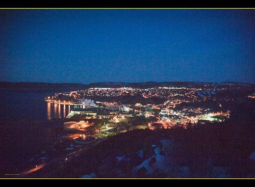 Corner Brook By Nite