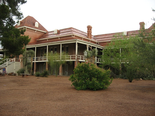 Old Main, University of Arizona 3