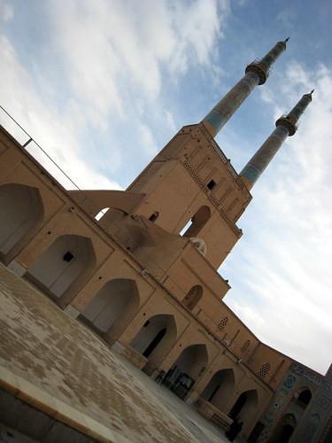 مسجد جامع یزد by you.