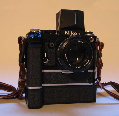 Nikon F2 Action Finder
