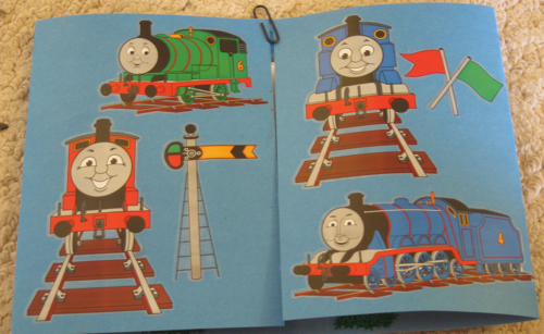 Cover of Train Tot Book