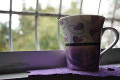 Caneca na Janela (Sara Leka) Tags: brasil sara janela caneca roxo