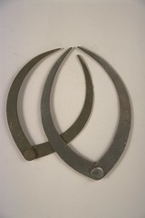 Blacksmith's callipers