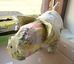 Piggy Bank - work in progress 2