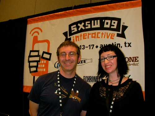 SXSWi 2009: Sexual Exploitation, Sexual Expression and Self-Defense by LauraMoncur from Flickr
