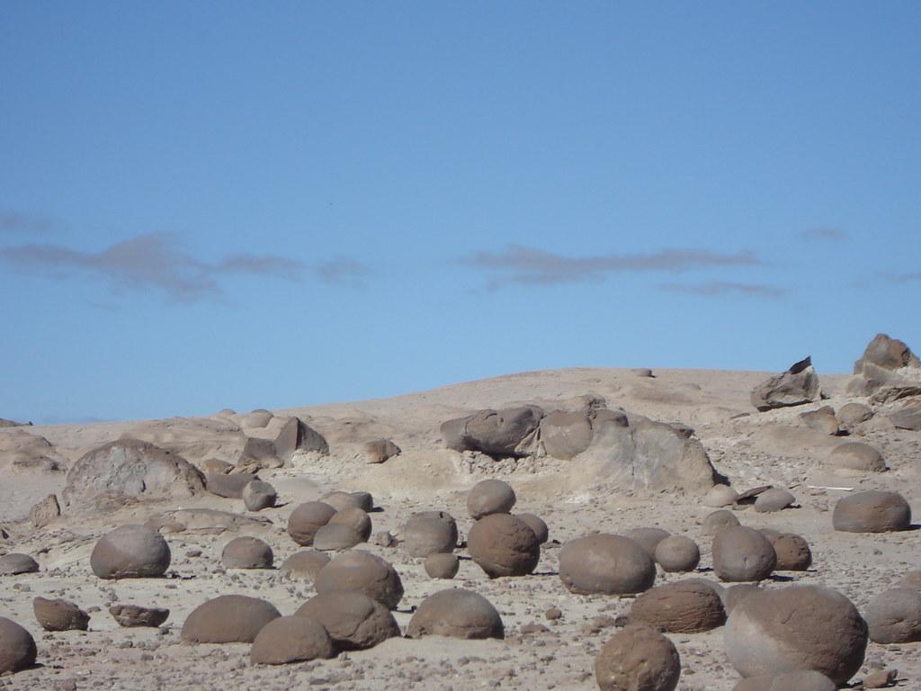 Ischigualasto - Valle de La Luna - Fotos Propias