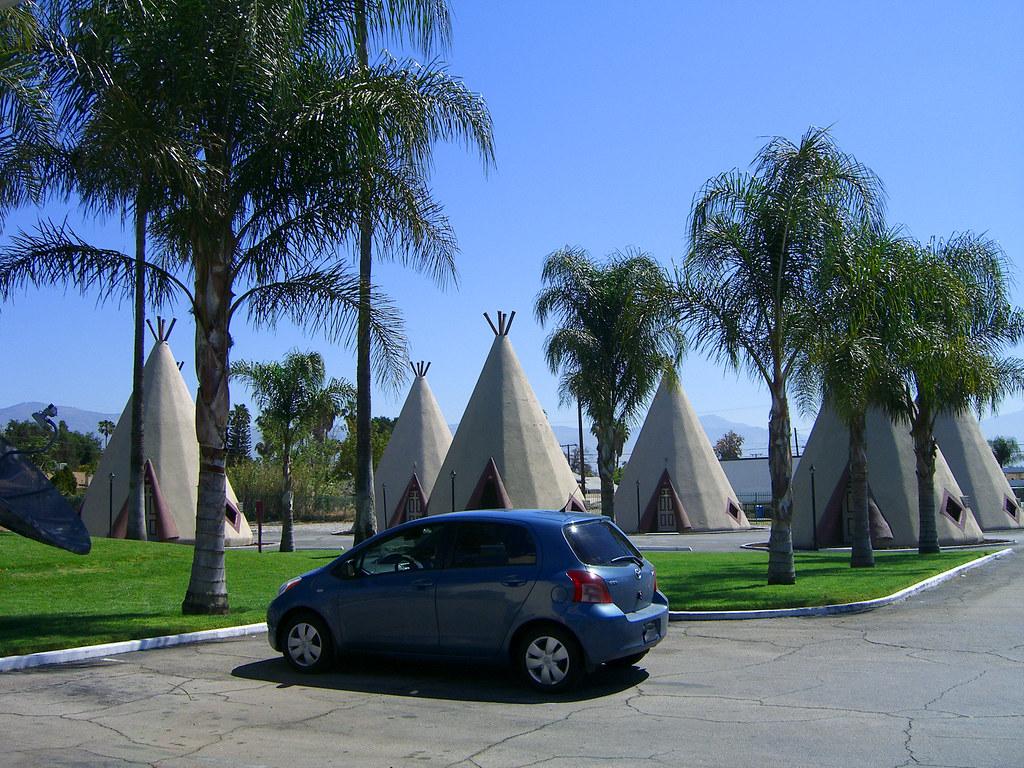 Wigwam Motel, Rialto, California