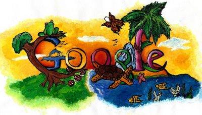 Google Doodle 2009 Winner
