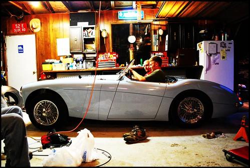 sloe garage