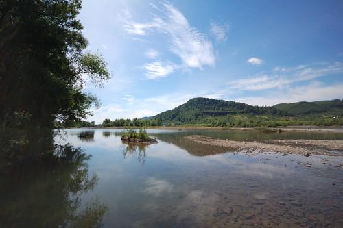 A Tisza / The Tisza river