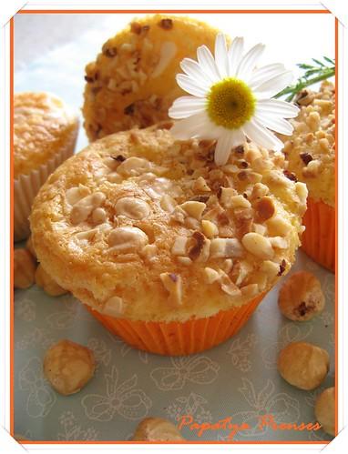 üzümlü limonlu muffin