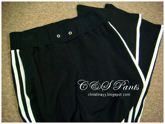 Valley Girl: C&S Long Pants