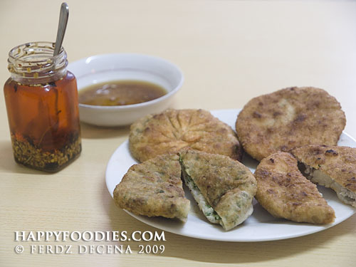 Dong Bei Fried Dumplings (P100/4pcs)