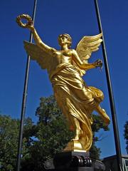 El Ángel en Chapultepec