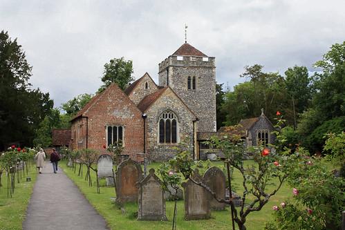 Stoke Poges United Kingdom  city images : Stoke Poges, Buckinghamshire, Church of St. Giles by Eric Hardy