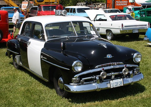 1951 Dodge Police Car