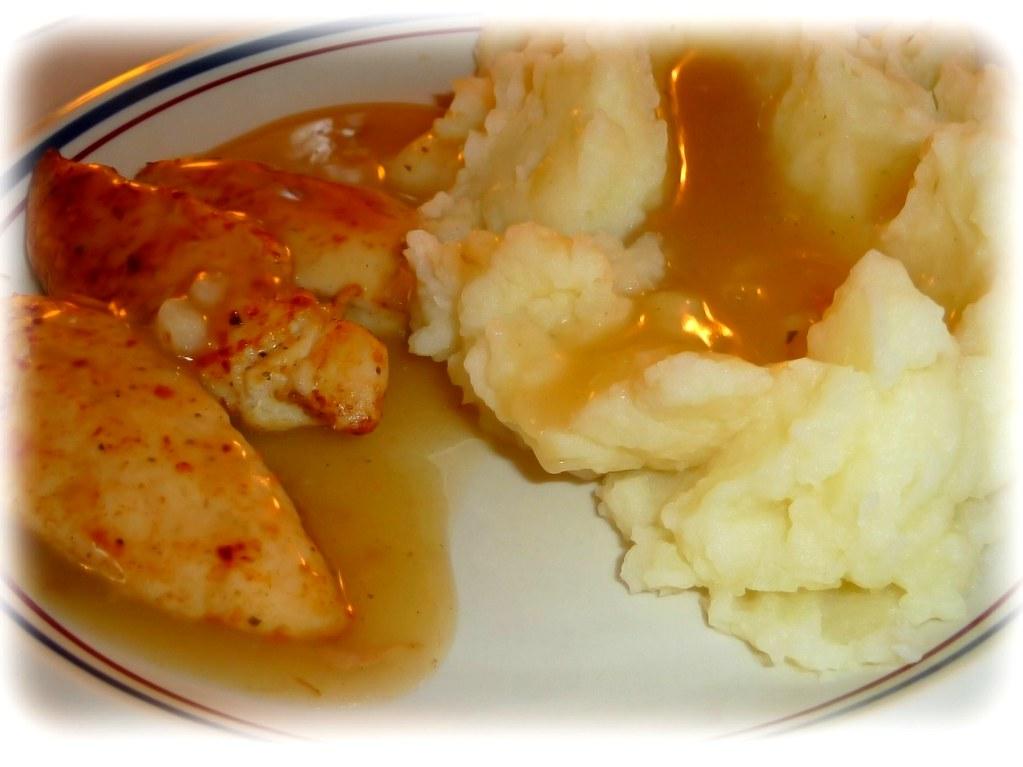 chicken dinner 161/365