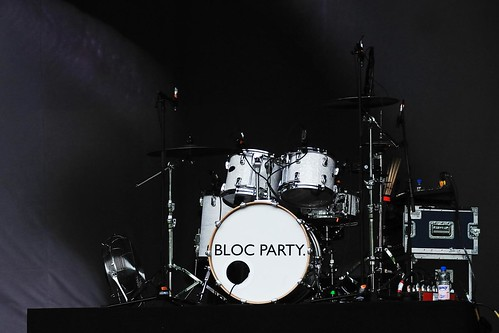 BlocParty Live