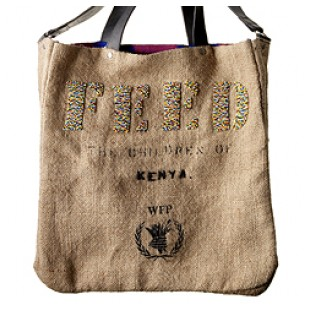 FEED 2 Kenya Bag for Bergdorf Goodman