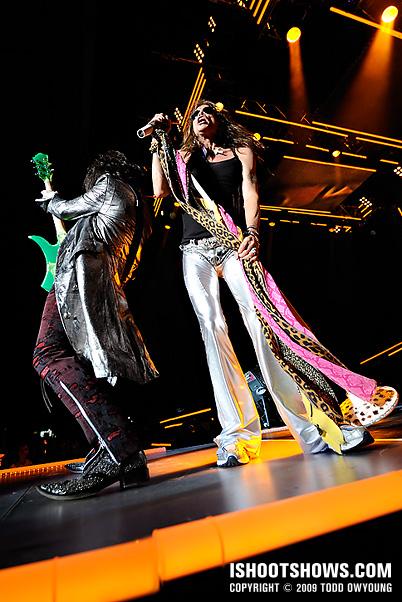 Aerosmith!