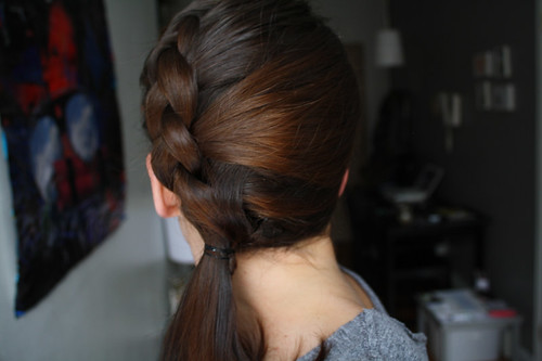 side braid by kate / for me, for you.