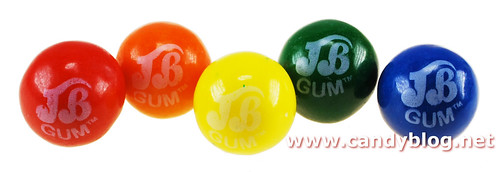 Jelly Belly Bubble Gum Balls