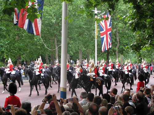 London Trooping of the Colours