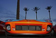 She-Bop (oybay©) Tags: arizona ford smile car automobile angle silhouettes palmtrees scottsdale pavillions fordgt