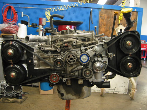 Broken Timing Belt Symptoms http://allwheeldriveauto.com/seattle-subaru-timing-belt-done-right/