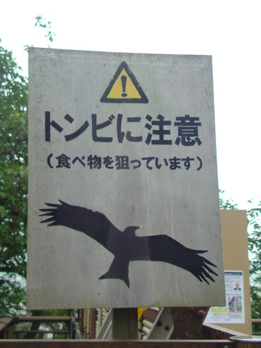 Everyday Kanji week 14 - Outdoor Signs ③