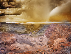 The Grand Canyon - An Alternate Reality