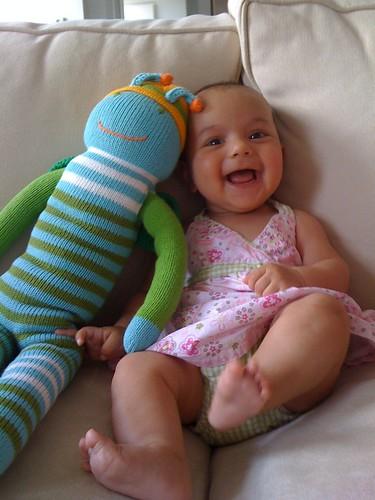 Laila and the bug