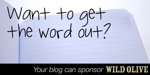Wild Olive Sponsorship