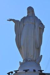 Santa Maria de Inmaculada Concepcion, Cerro San Crisóbal.