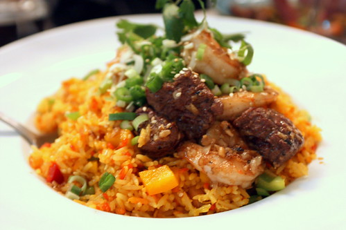 Surf & Turf Fried Rice