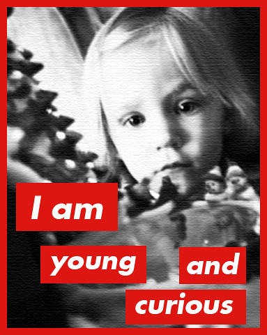 Project 4(Barbara Kruger) by KelsIZbwnage