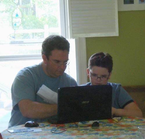 tech geek twins
