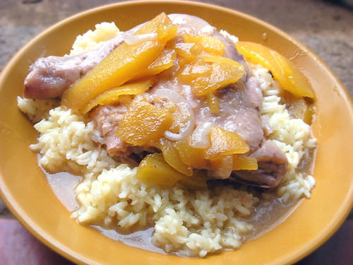 Quick and Easy Mango Chicken