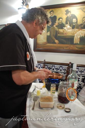 Chef Antonio Coelho