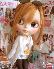 Fashion girl!