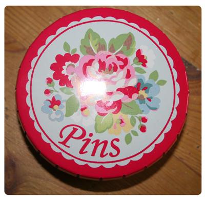 pin pot