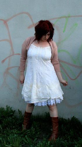 Lace dress - 7