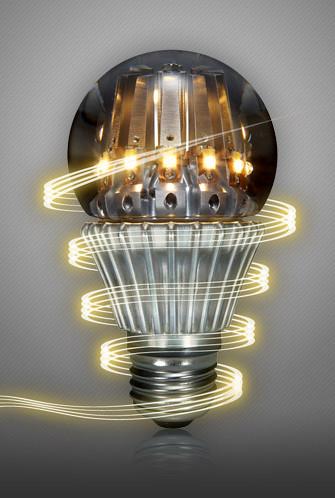 Светодиодная лампа (LED) - эквивалент 100 ватт