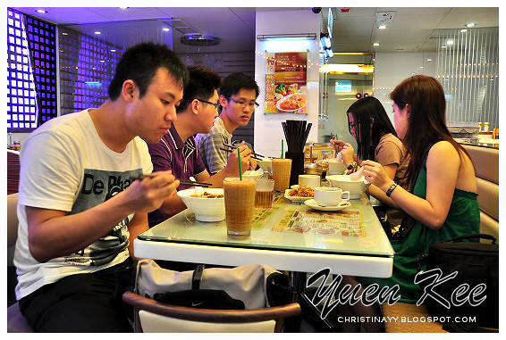 Hong Trip Day 3: Yuen Kee Restaurant (源记餐厅) Tsim Sha Tsui